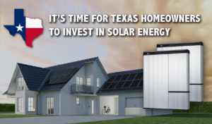 Solar Power May be the Key to Protecting Texans